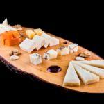 Degustación de quesos afinados por el maestro Aitor Vega