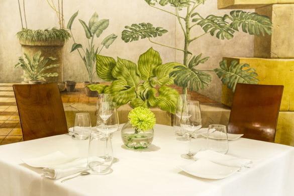 Mesa Restaurante Arbidel
