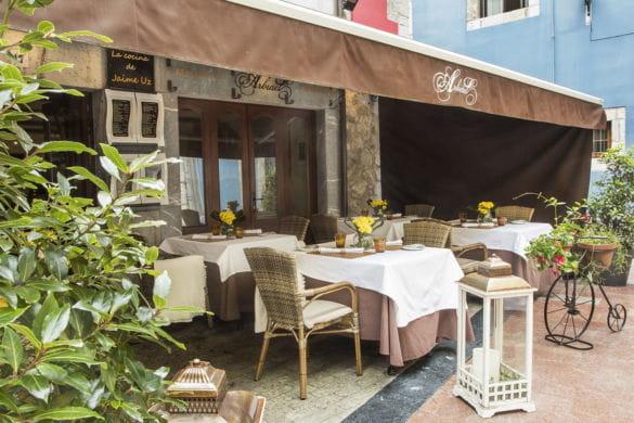 Terraza Restaurante Arbidel