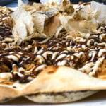 Nuestra versión sobre masa del okonomiyaki japonés