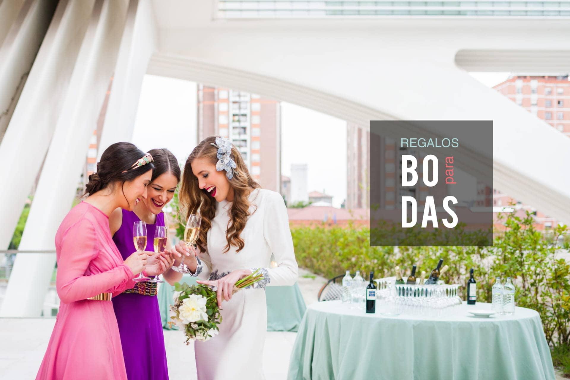 Regalos para bodas